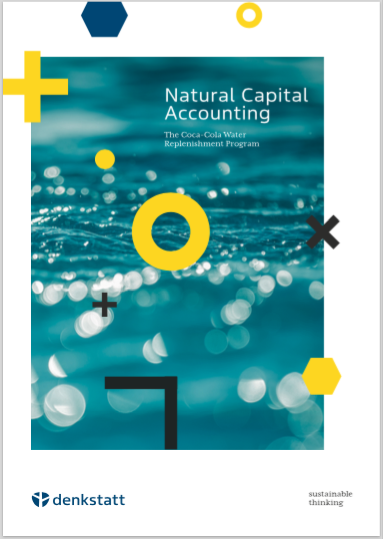 Natural Capital Accounting. The Coca Cola Water Replenishment Program