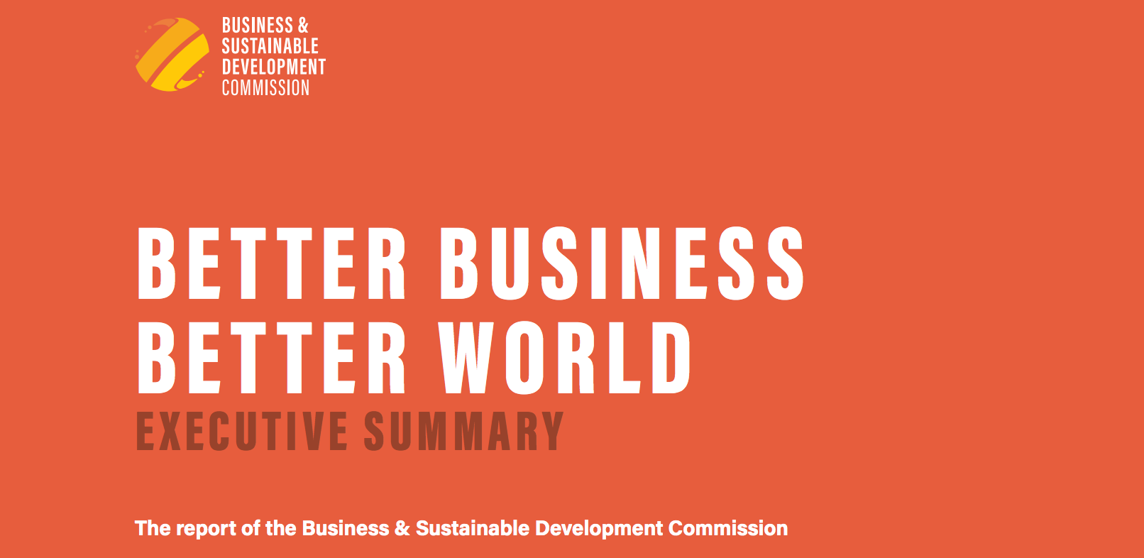 sustainable business report On this page you'll find all our report downloads and links to our transparency disclosures to find out more about our approach to sustainability please click here to visit our sustainable business page.